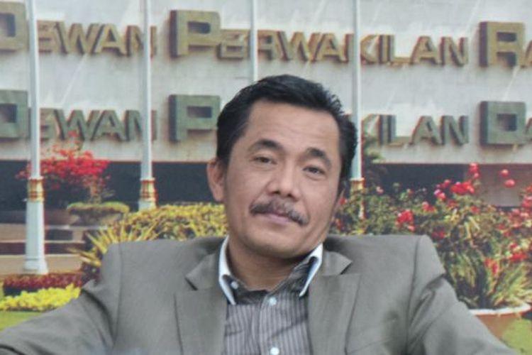 Ketua Fraksi Hanura dan anggota Komisi III DPR RI Syarifuddin Sudding