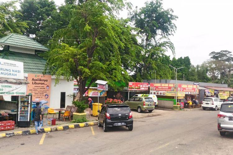 Tempat Istirahat (TI) KM 50 Ruas Jalan Tol Jakarta-Cikampek Jalur arah Cikampek