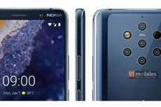 Inikah Tampang Sesungguhnya dari Ponsel Lima Kamera Nokia 9 PureView?