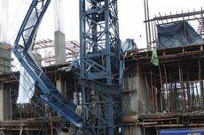 Satu Orang Tewas Tertimpa Crane Patah di Kampung Melayu