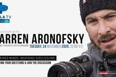 Sutradara Film Black Swan, Darren Aronofsky Siap Berbagi Pengalaman di Mola Living Live