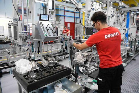 Ducati Belum Mau Kembangkan Motor Listrik, Pilih Bahan Bakar Sintetis