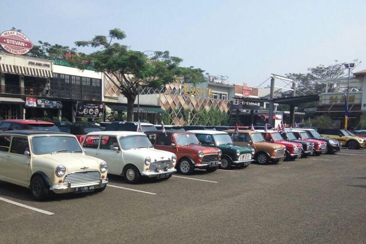Para penggemar Morris, Jakarta Morris Club, rayakan hari kemerdekaan