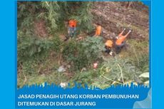 Penagih Utang Dikeroyok 5 Pegawai Kedai Ramen Bandung, Jasadnya Ditemukan di Dasar Jurang