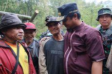 Perjuangan Samsul 10 Tahun Mengikis Gunung dengan Linggis untuk Buka Akses Jalan Desa