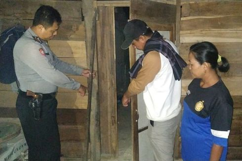 Pencuri di Ngawi Kaget Kepergok Pemilik Rumah yang Sedang Menonton Televisi