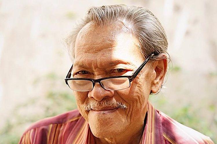 Aktor senior Henky Solaiman