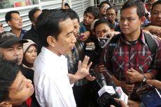 Jokowi: Tarif Parkir Baru, Tunggu Bus Transjakarta Datang