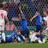 Bonucci Beraksi, Final Euro 2020 Italia Vs Inggris Lanjut ke Extra Time
