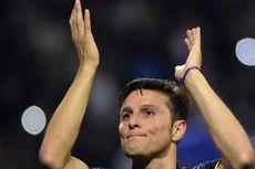 Kisah Haru Javier Zanetti, Kehilangan Ibu saat Pesta Juara