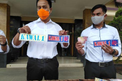 Polisi Bandung Ungkap Pungutan Liar Stiker Bebas Pos PSBB