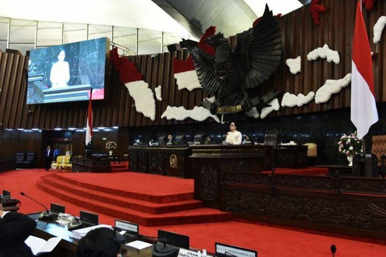 DPR Terima Usulan Perubahan UU Penanggulangan Bencana