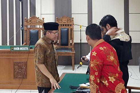 KPK Minta Hak Politik Taufik Kurniawan Dicabut