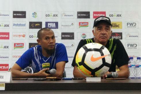 Liga 1, Supardi Bersyukur Persib Bermain Imbang Lawan Bali United