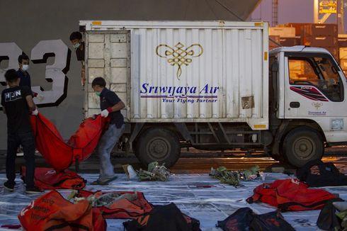 KNKT Ungkap Kendala Pencarian CVR Sriwijaya Air SJ 182, Cuaca hingga Banjir
