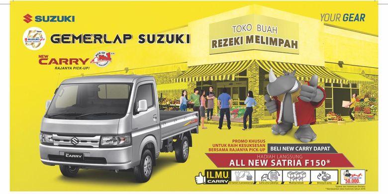 Program Gemerlap Suzuki untuk Suzuki Carry