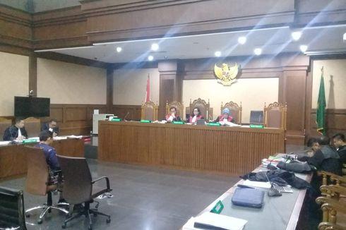 Perantara Penyuap Eks Dirkeu AP II Divonis 1 Tahun 4 Bulan Penjara