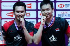 Juara BWF World Tour Finals 2019, Keajaiban Ahsan/Hendra