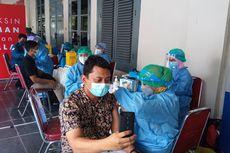Hari Pertama Vaksinasi Massal di Yogyakarta Tidak Mencapai Target