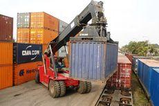 Angkutan Barang Topang Bisnis PT KAI