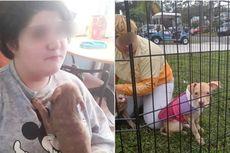 Selamatkan Anak Anjing Peliharaan di Kebakaran, Gadis Ini Tewas
