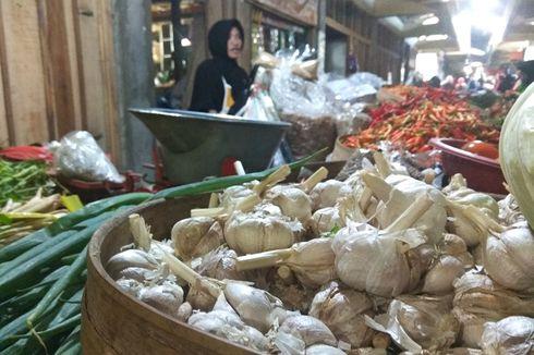 Harga Bawang Putih di Jakarta Melambung Jadi Rp 80.000 Per Kg