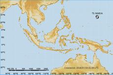Siklon Tropis Maria di Timur Indonesia, Ini Dampaknya Menurut BMKG