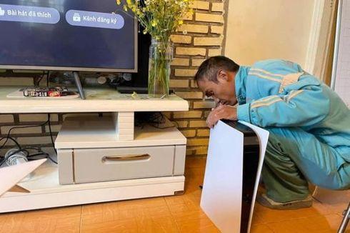 Akal-akalan Suami Kelabui Istri, Beli PS5 Bilangnya Router WiFi