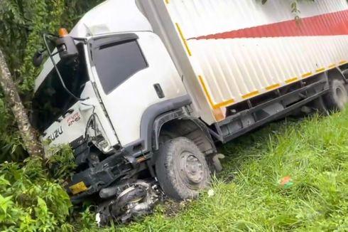 Fakta-fakta Kecelakaan Beruntun yang Tewaskan Ibu dan Anak Balitanya, Sopir Truk Serahkan Diri ke Polisi