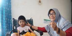 Derita Kelumpuhan Otak, Anak Ini Harus Jalani Terapi sejak Usia 2 Tahun