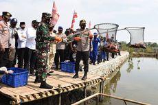 Panglima TNI dan Kapolri Resmikan Program Kampung Tangguh Nusantara di Banten