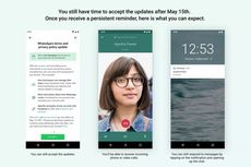 Cara Setujui Kebijakan Baru WhatsApp dan Apa yang Terjadi jika Menolak