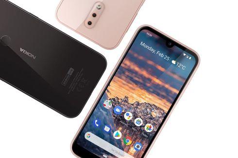 Smartphone Nokia Ternyata Lebih Update Dibanding Samsung