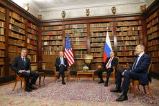 Fakta Unik dan Bersejarah di Balik Ruang Pertemuan Biden dan Putin