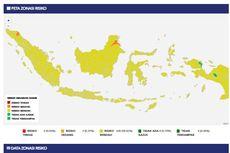 Indonesia Kini Didominasi dengan Zona Kuning