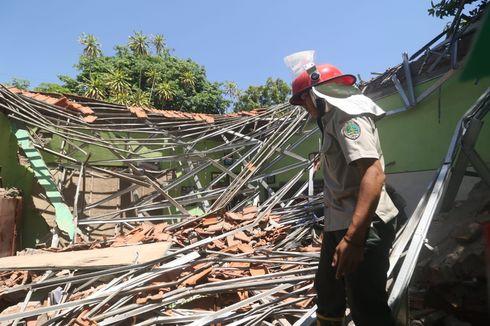 Tersangka Atap SD Roboh Tak Punya Keahlian Bidang Konstruksi