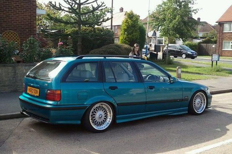 BMW E36 Station Wagon