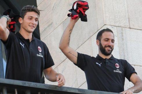 AC Milan Kembalikan Caldara ke Atalanta, Kjaer Belum Pasti Datang