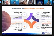 Forum Cendekia Kelas Dunia 2020, Majukan Ilmu Pengetahuan Indonesia