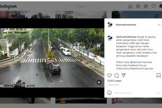 Tips Melintas di Persimpangan Jalan, Jangan Pernah Merasa Aman