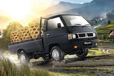 Penjualan Pikap Diesel Tanpa Hidung, Masih Dikuasai L300