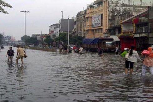 Makin Akut, Tanah di Jakarta Utara Lebih Rendah dari Permukaan Laut!