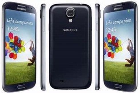 Sebulan, Pengiriman Galaxy S4 Capai 10 Juta Unit