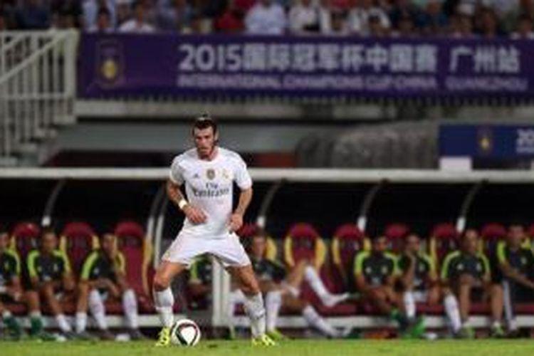 Bintang Real Madrid, Gareth Bale.