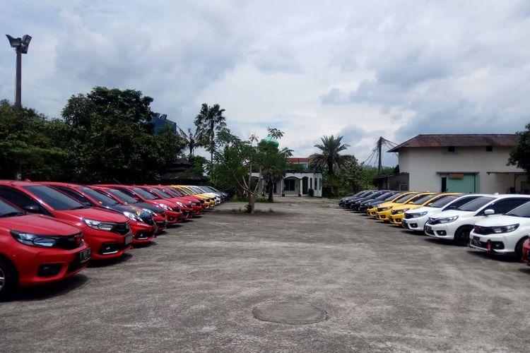 Kopdar gabungan komunitas Honda Brio