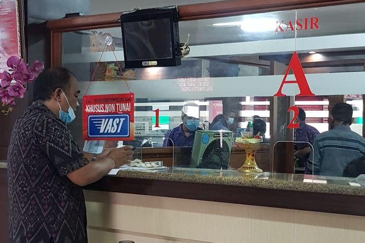 Potret Samsat Denpasar, cek pajak kendaraan termasuk cek pajak motor dan cek pajak mobil