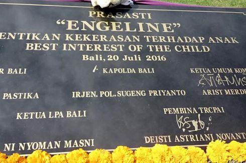 Prasasti dan Patung Engeline Dibangun di Bali