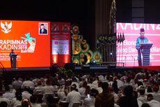Buka Rapimnas Kadin, Wapres Ma'ruf Amin Curhat Ekonomi Indonesia Masih Tertinggal