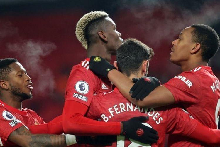 Link Live Streaming Burnley Vs Man United, Kick-off 03.15 WIB
