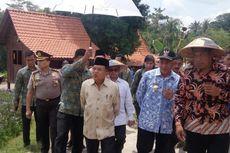 Berkunjung ke Puri Mataram, Jusuf Kalla Disuguhi Jagung Rebus dan Klepon